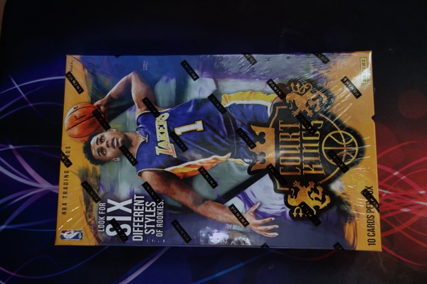 拆卡报告——PANINI 15-16 COURT KINGS